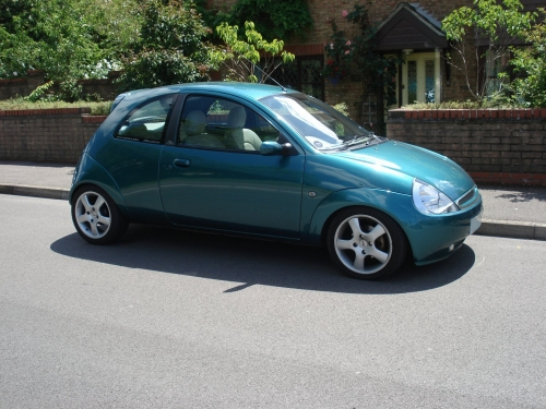 Shiny Green Ka