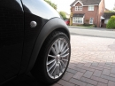 Lowered 30mm With Chris Birbecks Springs gorallyschool and Xtreme X12 16 inch Silver alloys