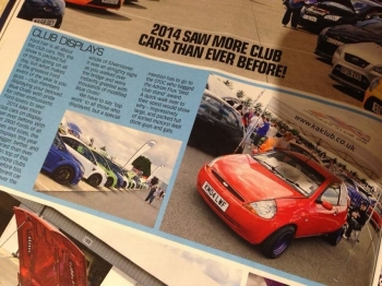 Ka Klub in Fast Ford Magazine